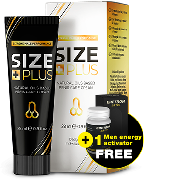 size plus gel